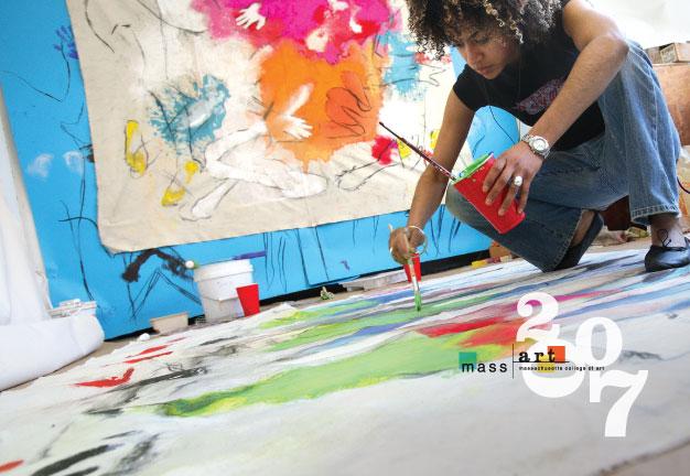Summer Program - Fine Arts | MassArt Pre-College Summer Studios