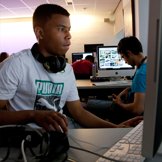 Digital Arts High School Summer Program at Flashpoint College