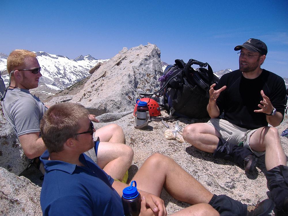 Gap Year Program - Summit Adventure  5