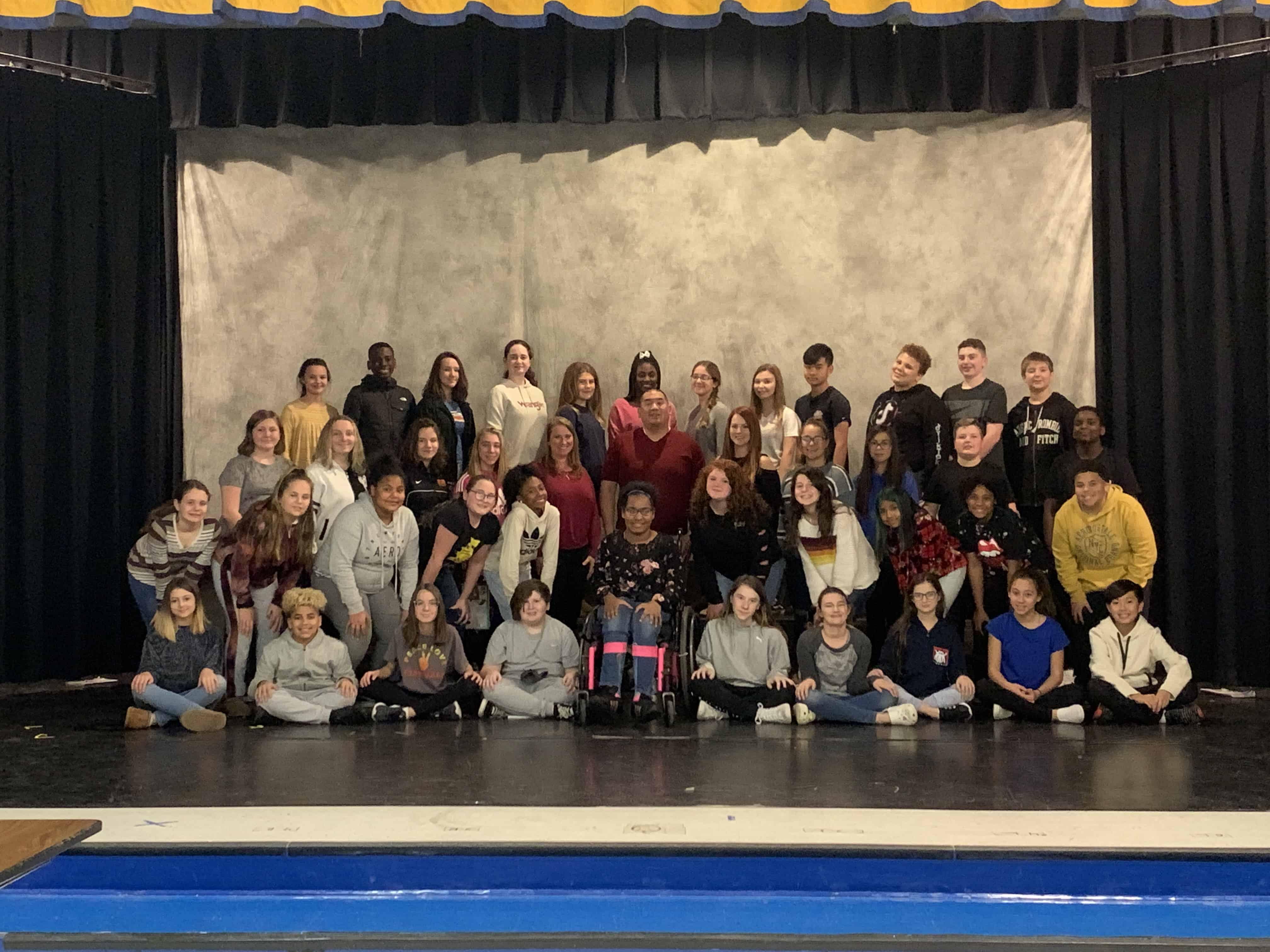 Sun Valley Community School: Musical Theater Camp
