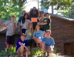 University of Maine: Survivor Camp