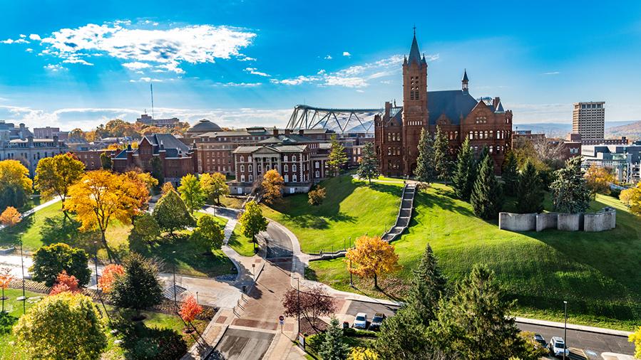 Syracuse University: College of Visual & Performing Arts