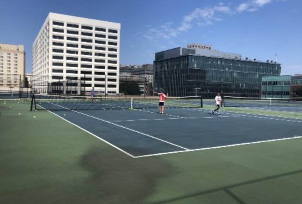 TenniStar: Tennis