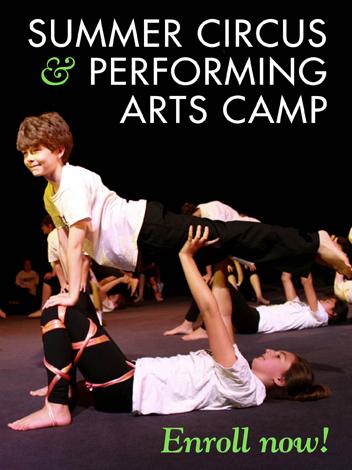 The Actors Gymnasium Summer Camp