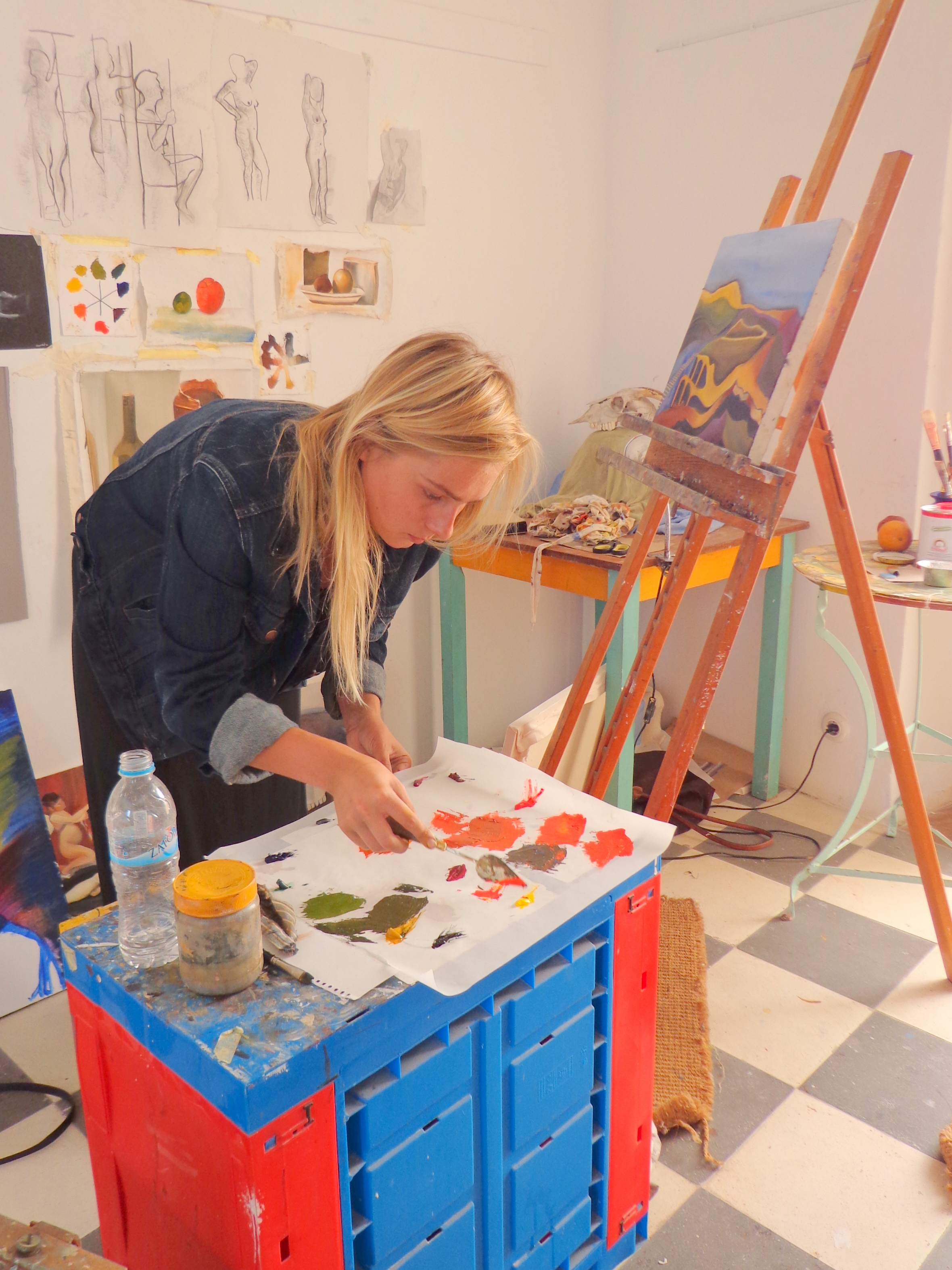Gap Year Program - The Aegean Center for the Fine Arts  2