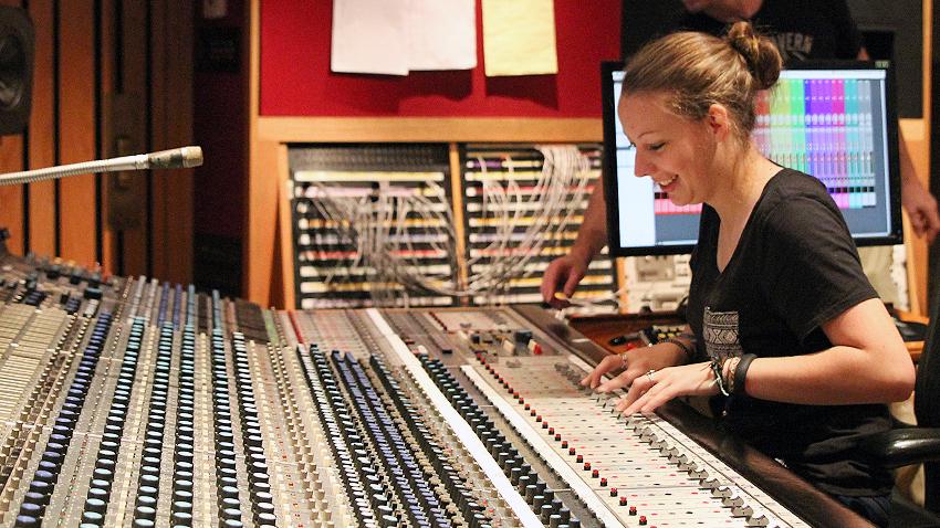The Blackbird Academy: Music & Recording Summer Camps