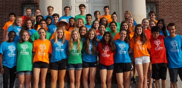 The College of New Jersey Summer Pre-College Programs