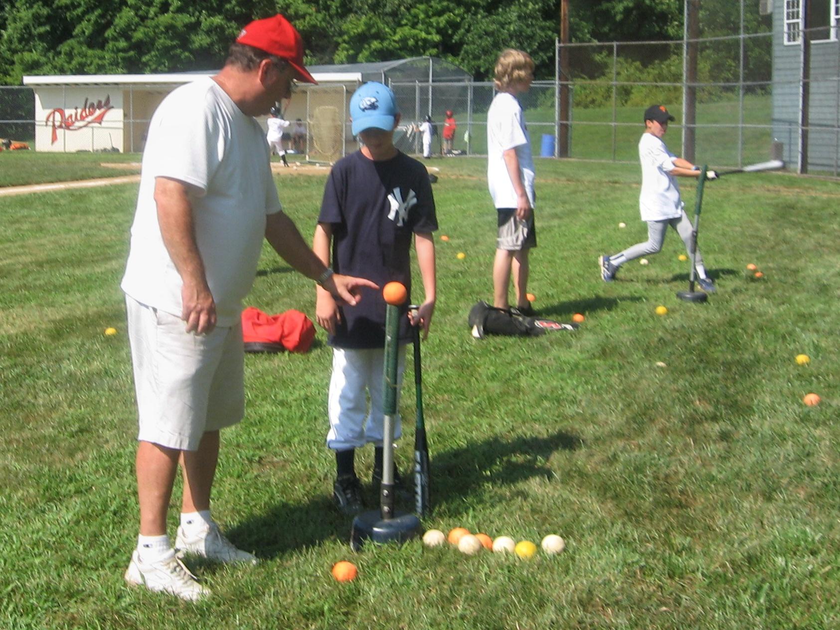 Summer Program - Baseball   The Hun School of Princeton Baseball Camps