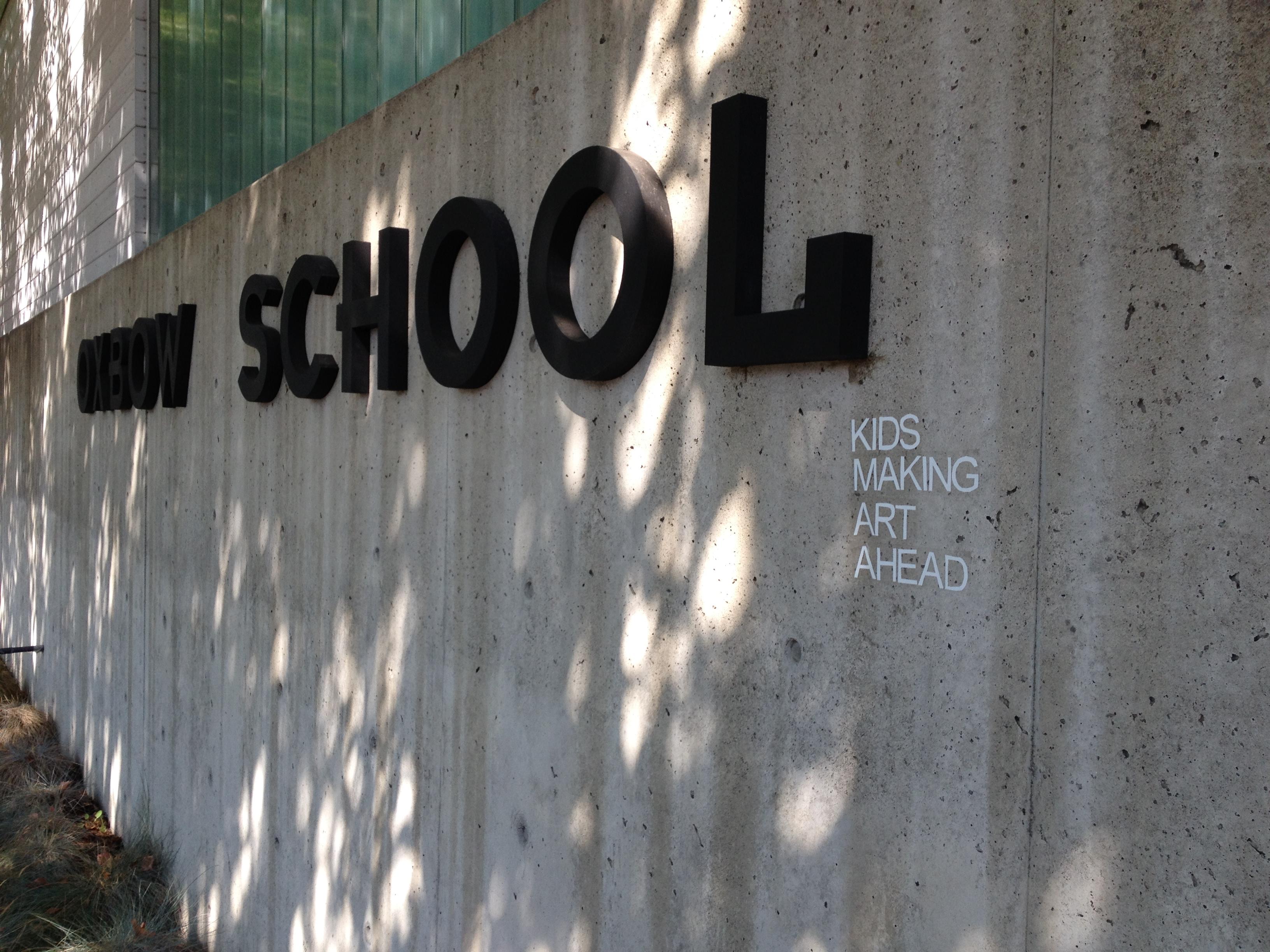 School - The Oxbow School  8