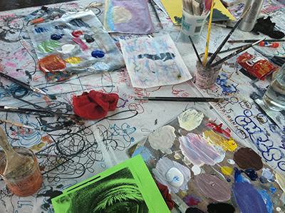 Oxbow Summer Art Institute: Visual Arts Immersion Program