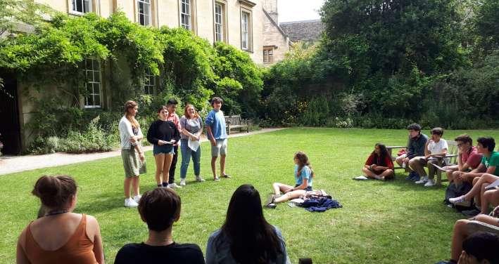 Oxbridge Academic Programs: The Oxford Summer Seminars