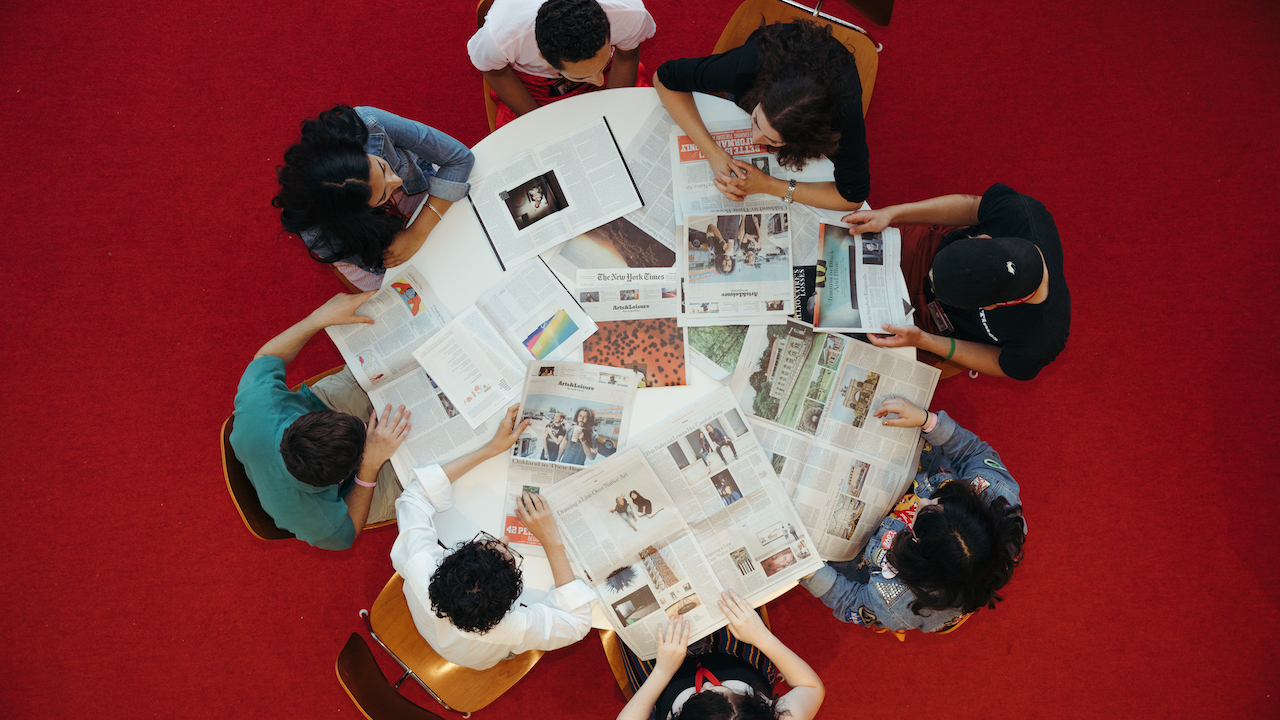 The School of The New York Times: Summer Academy Online