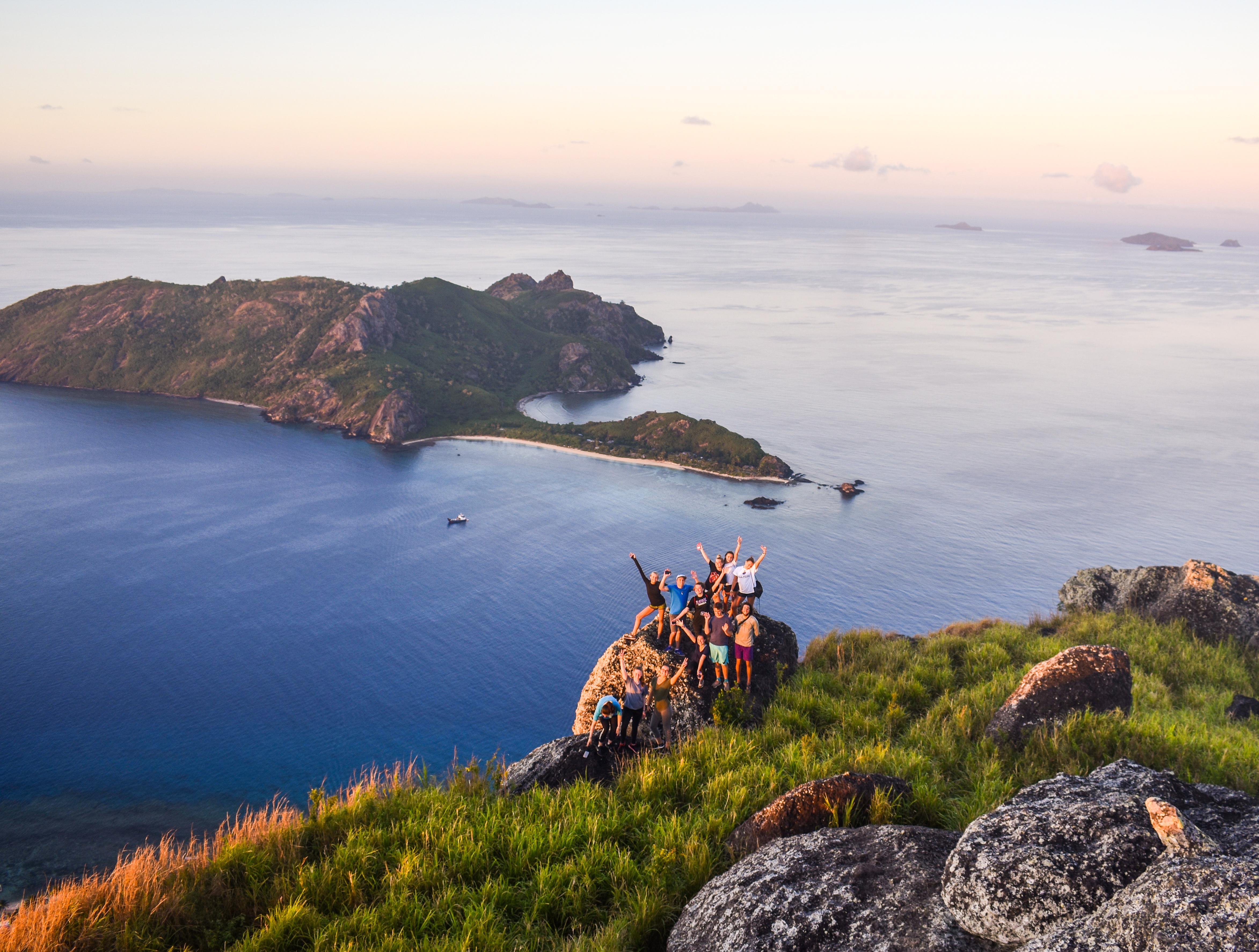Summer Program - Promoting Volunteerism | Travel For Teens: Australia, New Zealand and Fiji Service