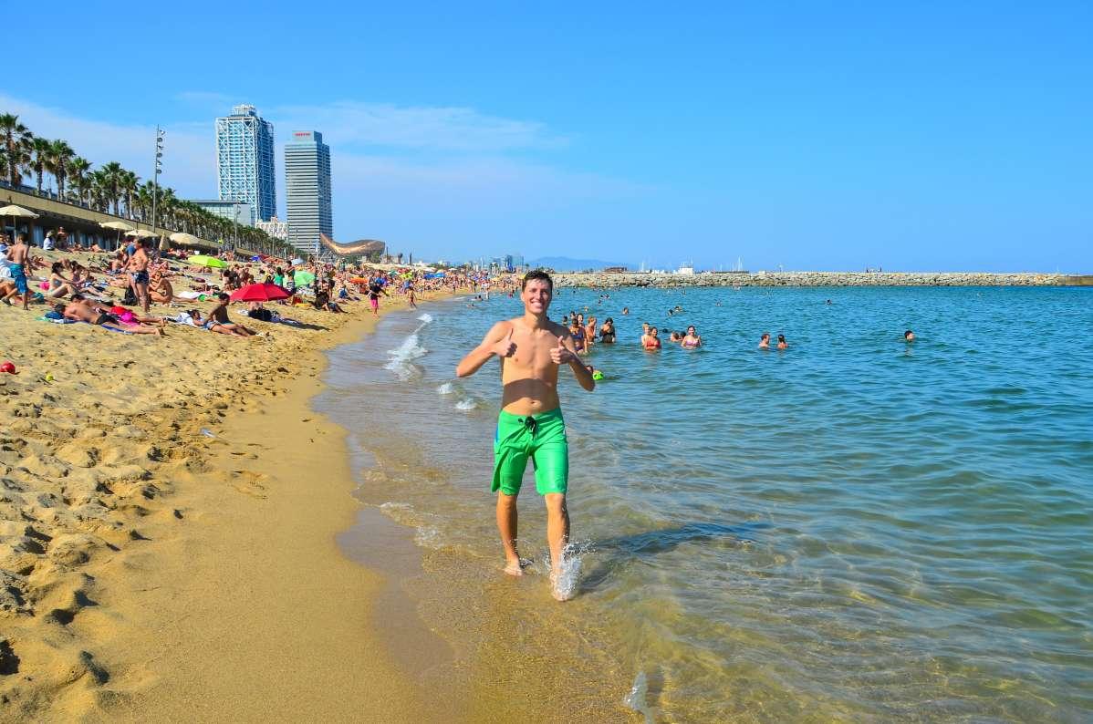Travel For Teens: Barcelona Explorer