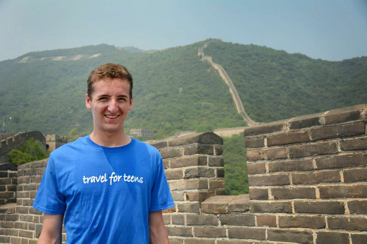 Summer Program - Chinese | Travel For Teens: China Discovery and Service