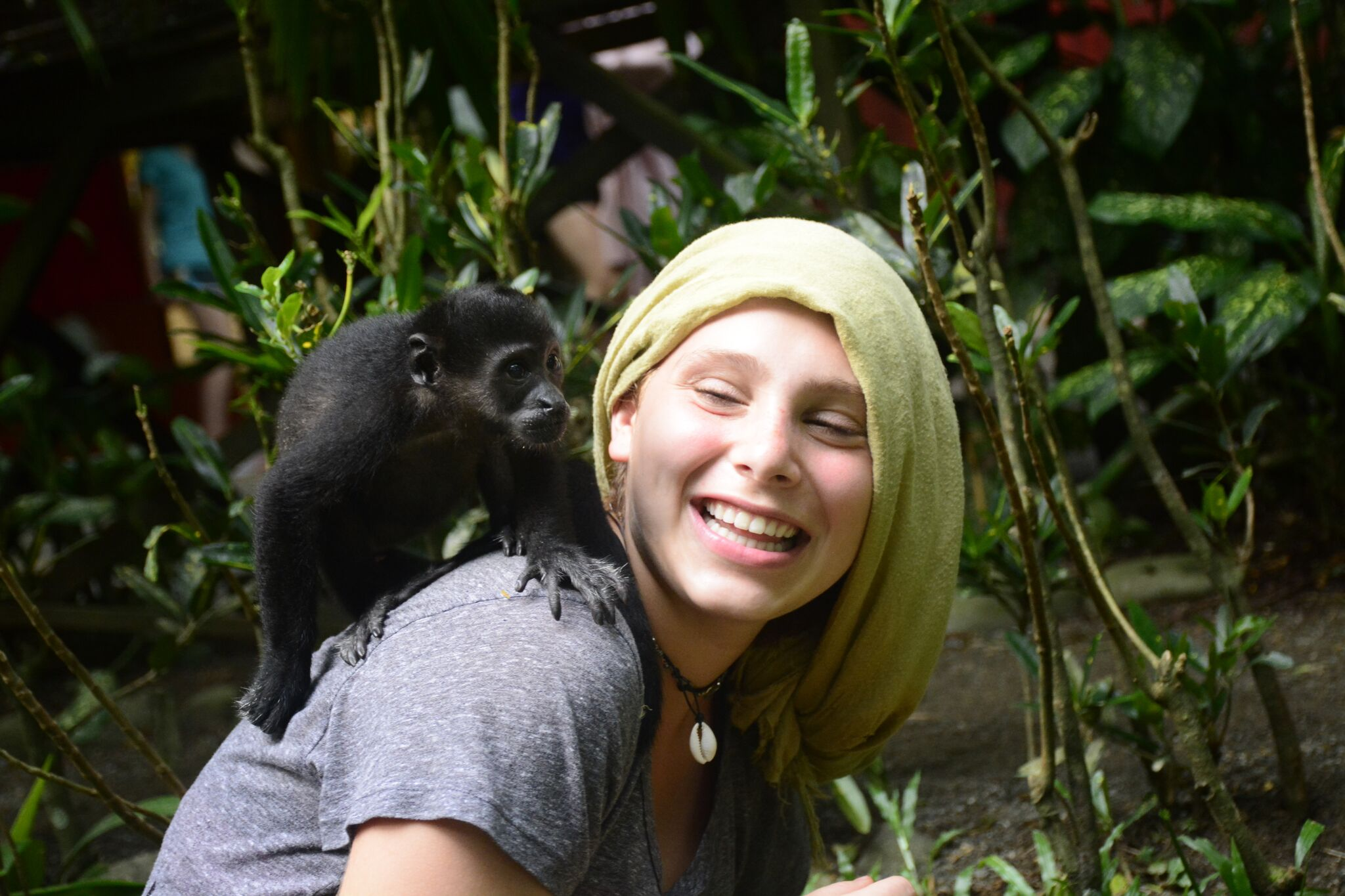 Travel For Teens: Costa Rica Animal Rescue Service