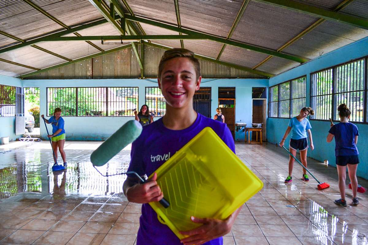 Summer Program - Youth Outreach | Travel For Teens: Costa Rica for Older Teens - Ultimate Adventure and Service