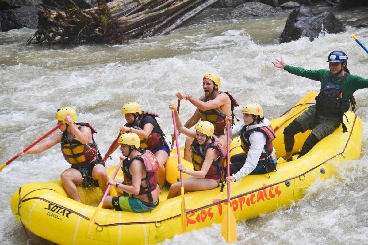 Summer Program - Adventure/Trips | Travel For Teens: Costa Rica - Ultimate Adventure & Service
