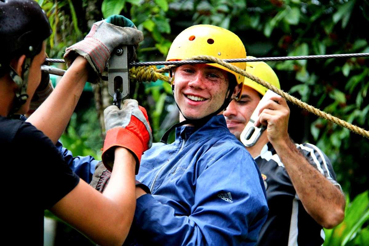 Summer Program - Spanish | Travel For Teens: Costa Rica - Spanish Language Immersion & Service (22 Days)