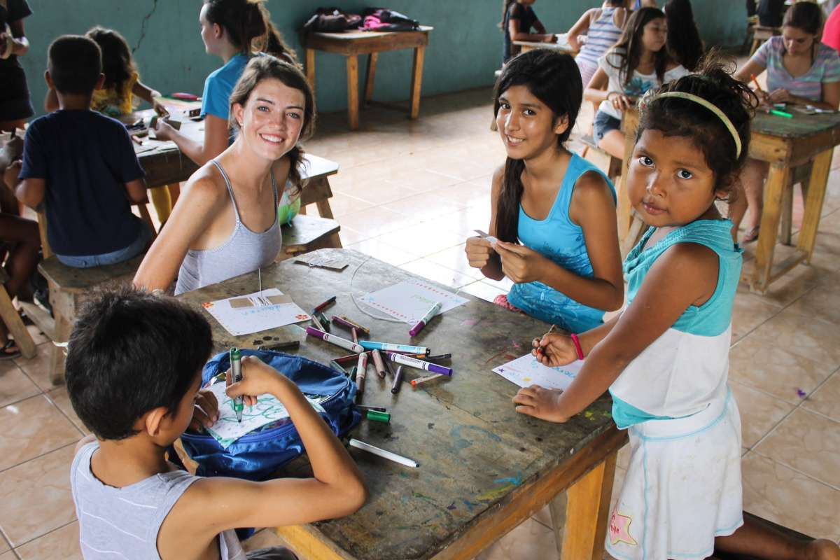 Summer Program - Youth Outreach | Travel For Teens: Costa Rica - Spanish Language Immersion & Service (22 Days)