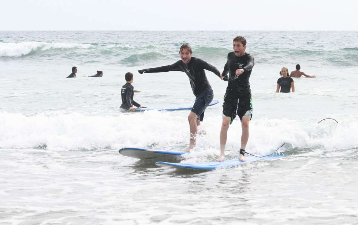 Summer Program - Promoting Volunteerism | Travel For Teens: Costa Rica Surf and Service