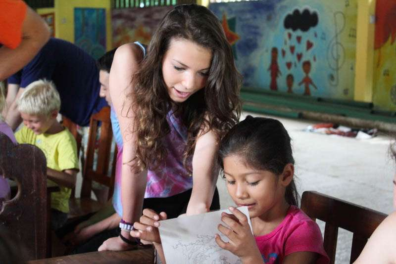 Summer Program - Youth Outreach | Travel For Teens: Costa Rica Surf and Service