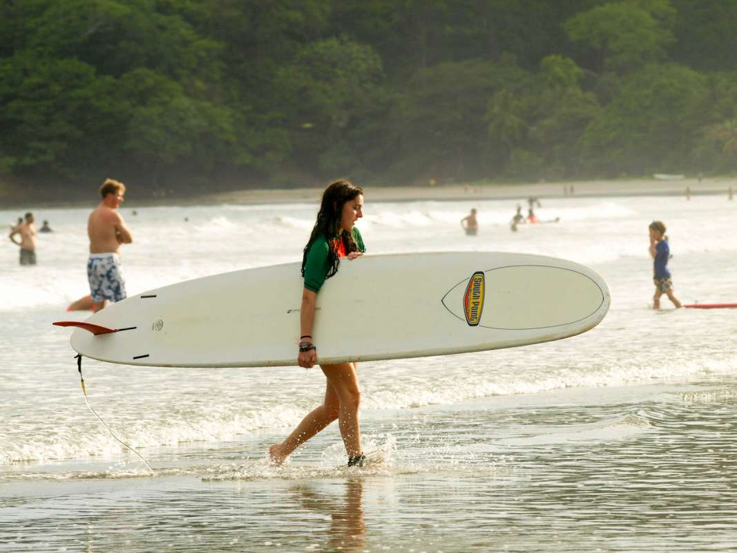 Summer Program - Surfing | Travel For Teens: Costa Rica Surf and Service