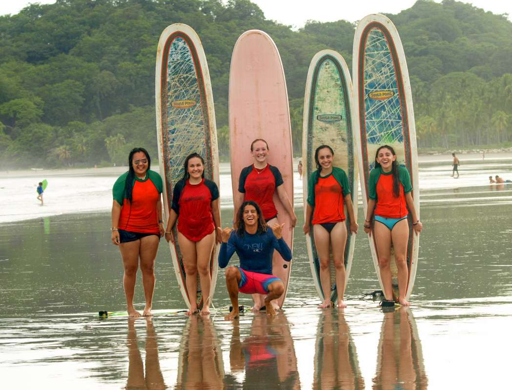 Travel For Teens: Costa Rica Surf and Service