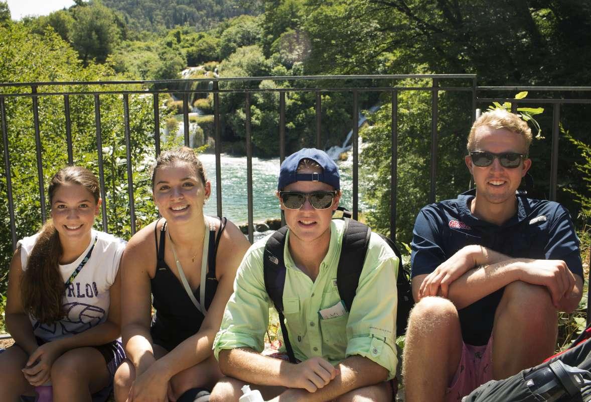 Summer Program - Travel And Tourism | Travel For Teens: Croatia Island Hopping