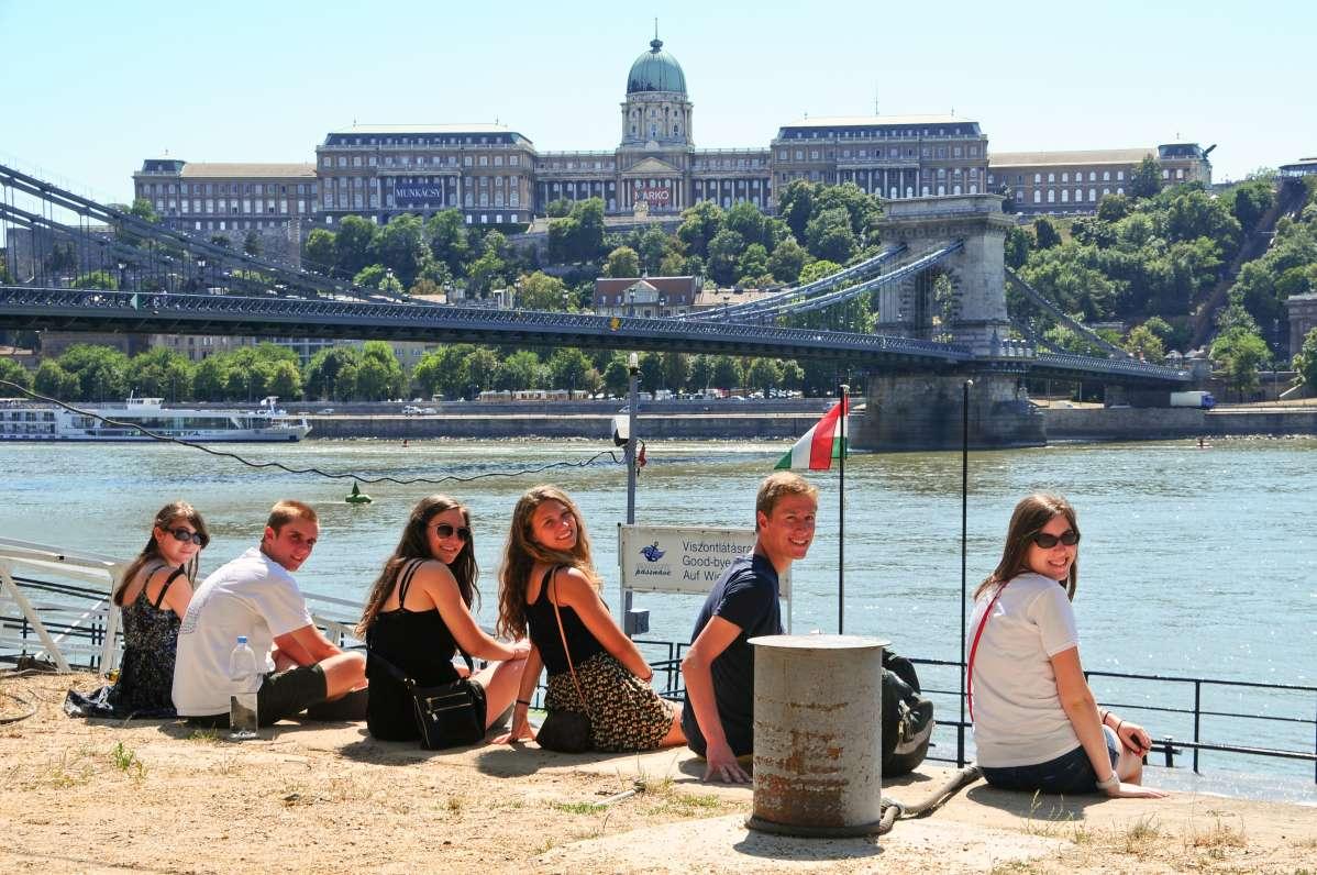 Summer Program - Adventure/Trips | Travel For Teens: Budapest, Krakow, Vienna and Prague