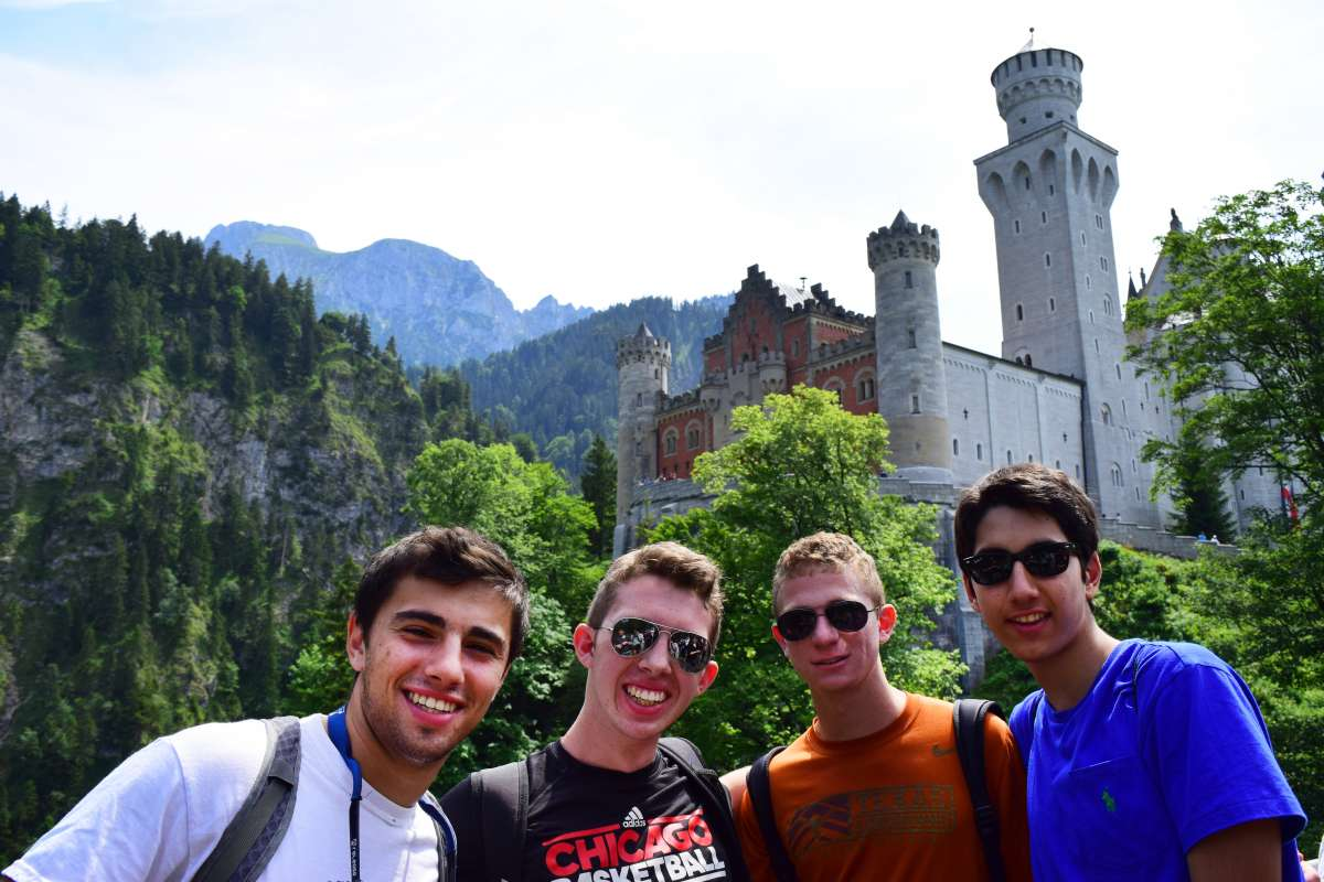 Summer Program - Adventure/Trips | Travel For Teens: Europe for Older Teens - Amsterdam, Munich, Swiss Alps and Venice