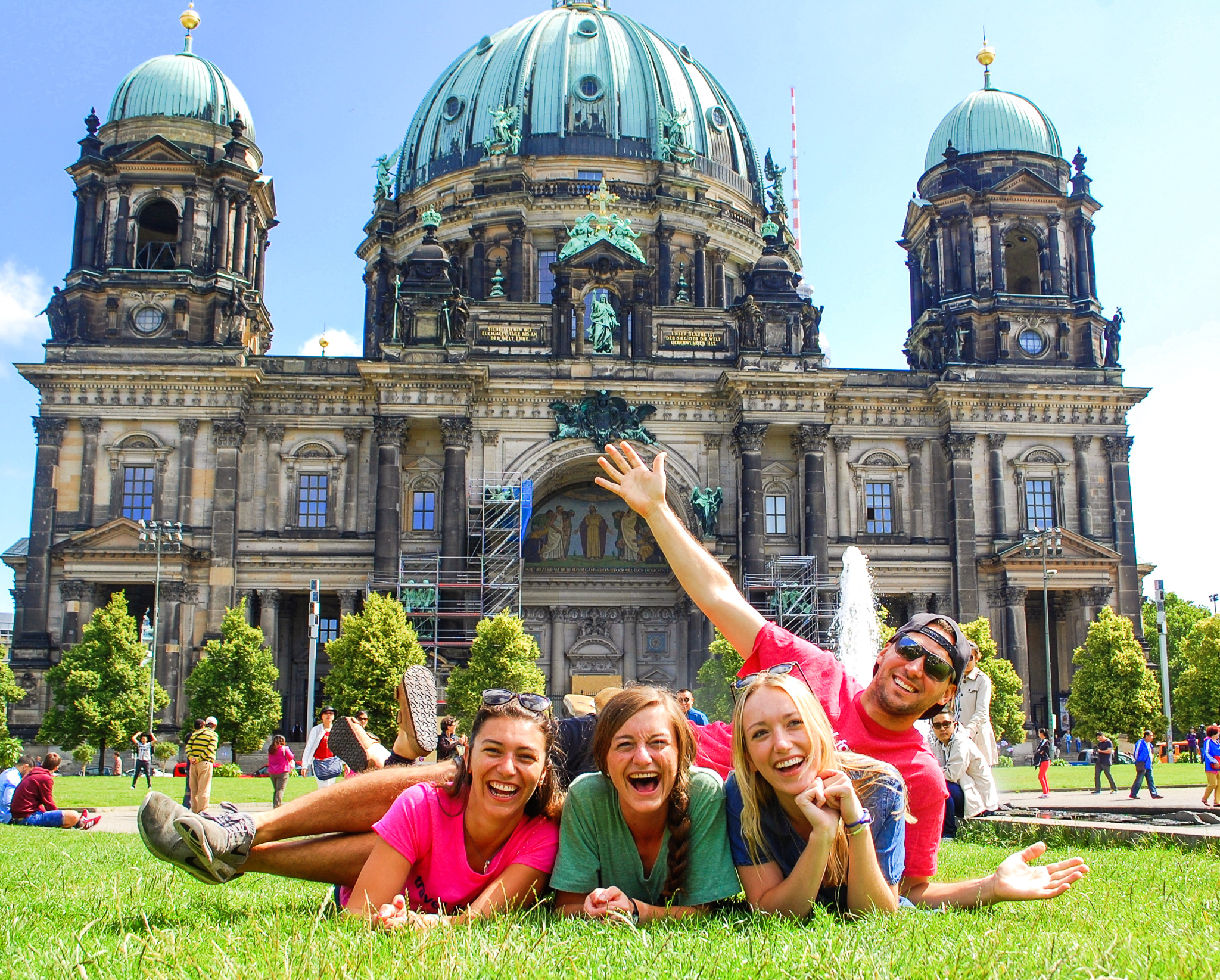 Summer Program - Travel And Tourism | Travel For Teens: Europe for Older Teens - Berlin, Krakow, Vienna and Budapest