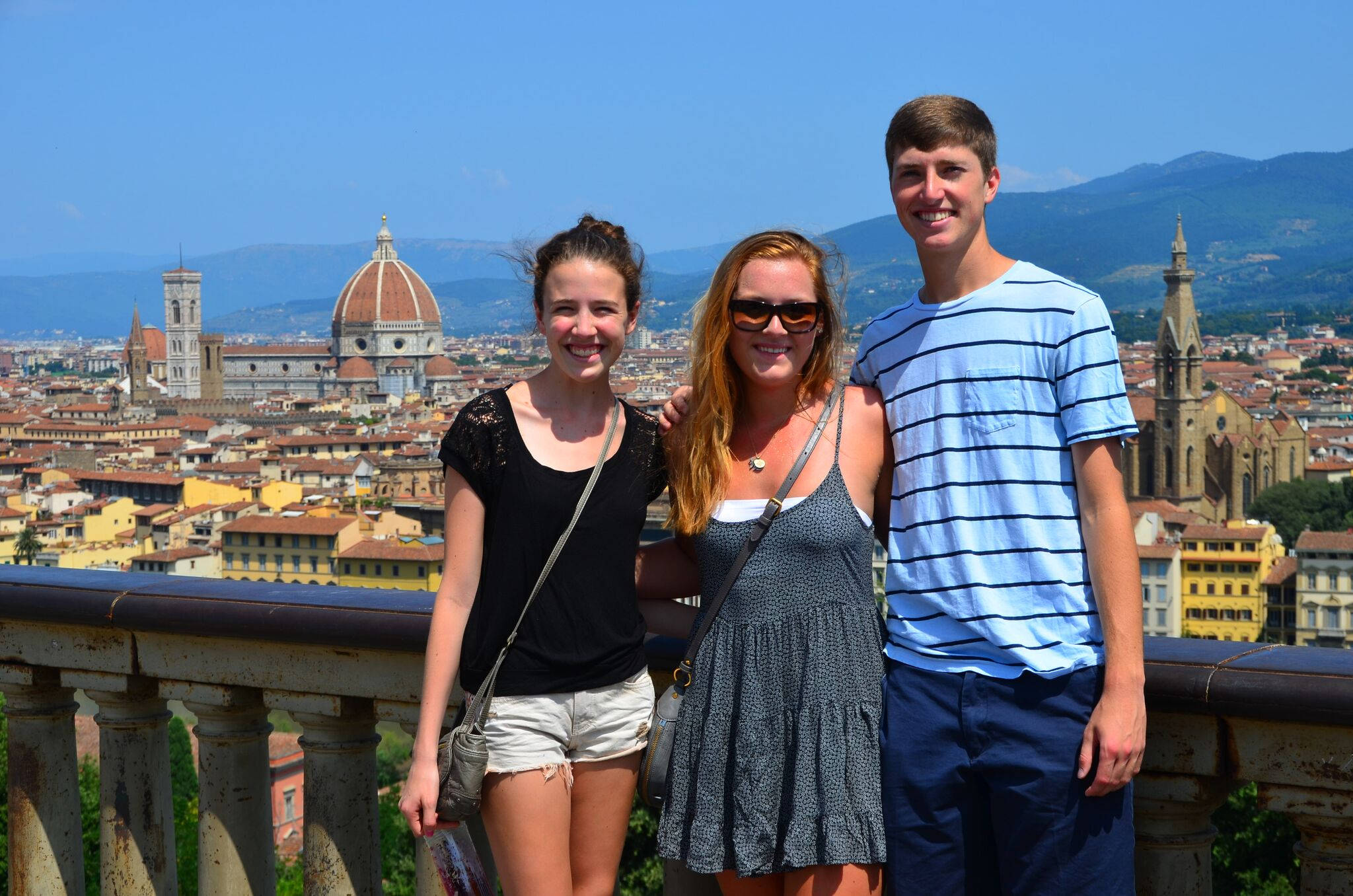 Summer Program - Group Travel | Travel For Teens: Europe for Older Teens - Florence, Cinque Terre, Switzerland and Paris