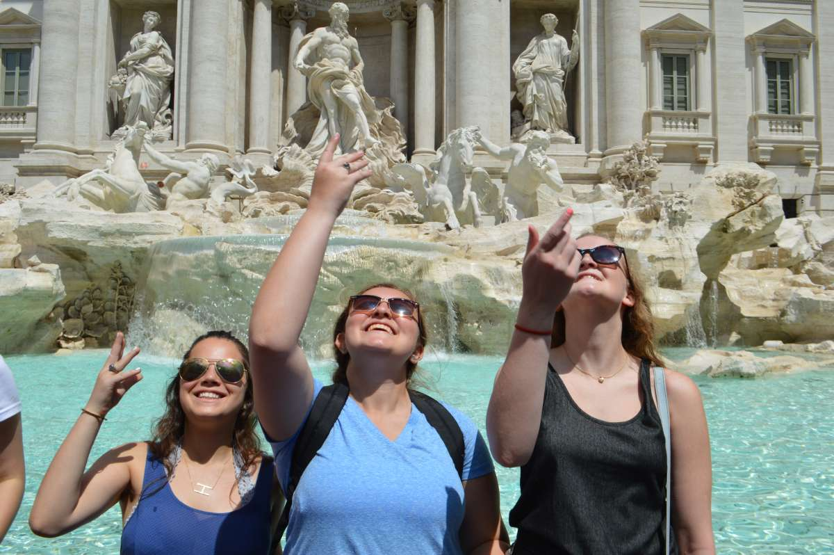 Summer Program - Adventure/Trips   Travel For Teens: Europe for Older Teens - Greece and Italy