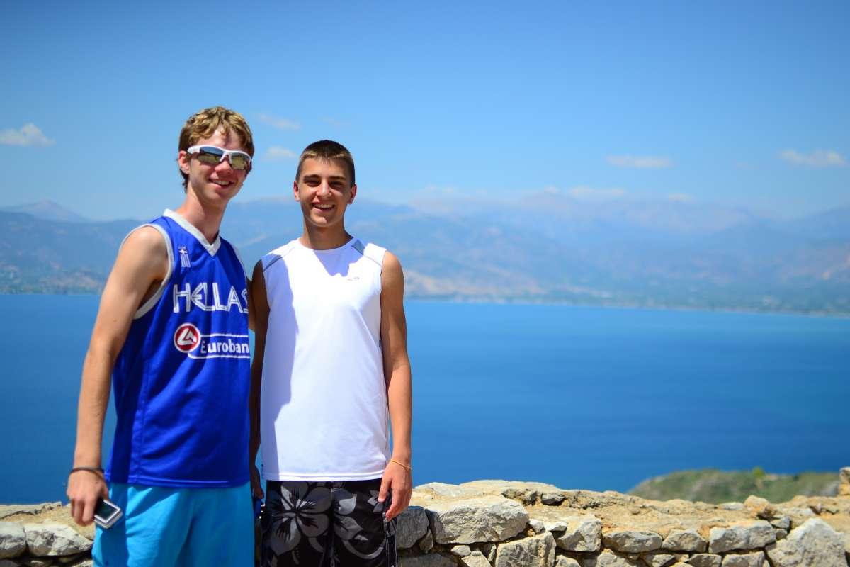 Summer Program - Adventure/Trips   Travel For Teens: Europe for Older Teens - Greece Island Hopping