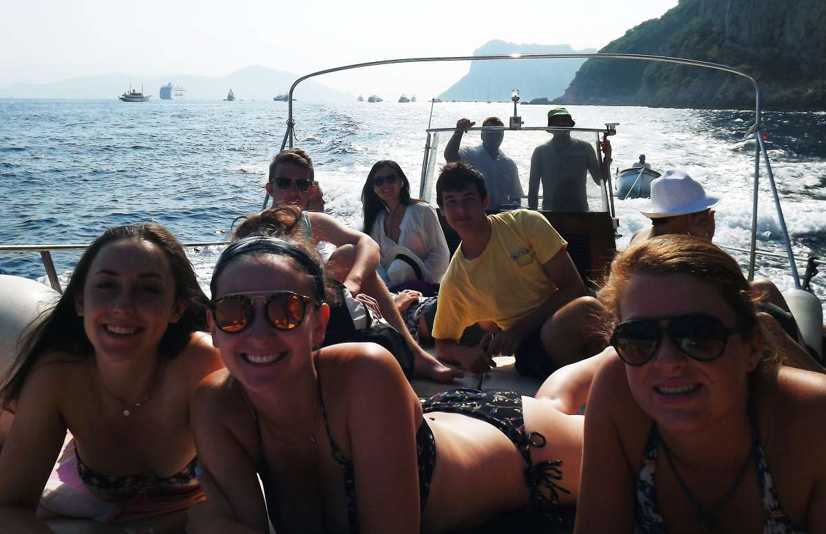 Summer Program - Tours | Travel For Teens: Europe for Older Teens - Greece, Italy and the Islands