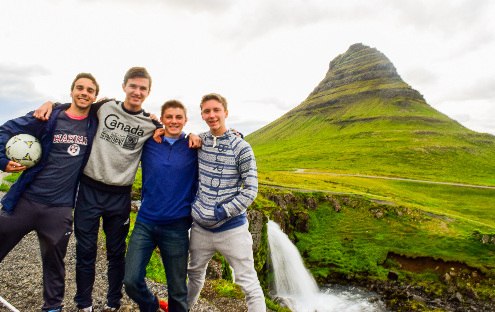 Summer Program - Travel And Tourism | Travel For Teens: Europe for Older Teens - Iceland Adventure
