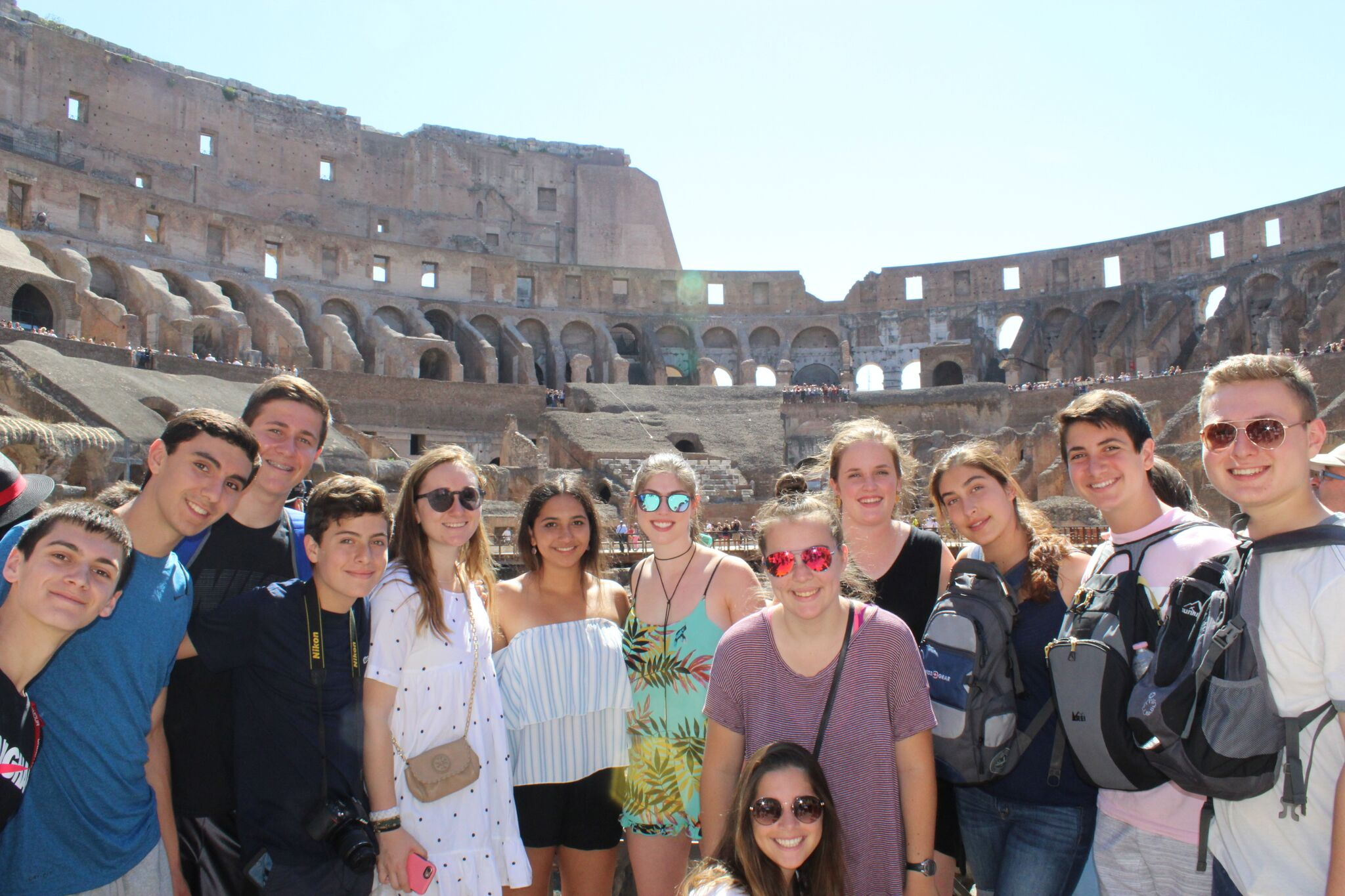 Summer Program - Group Travel   Travel For Teens: Europe for Older Teens - Ultimate Europe (21Days)