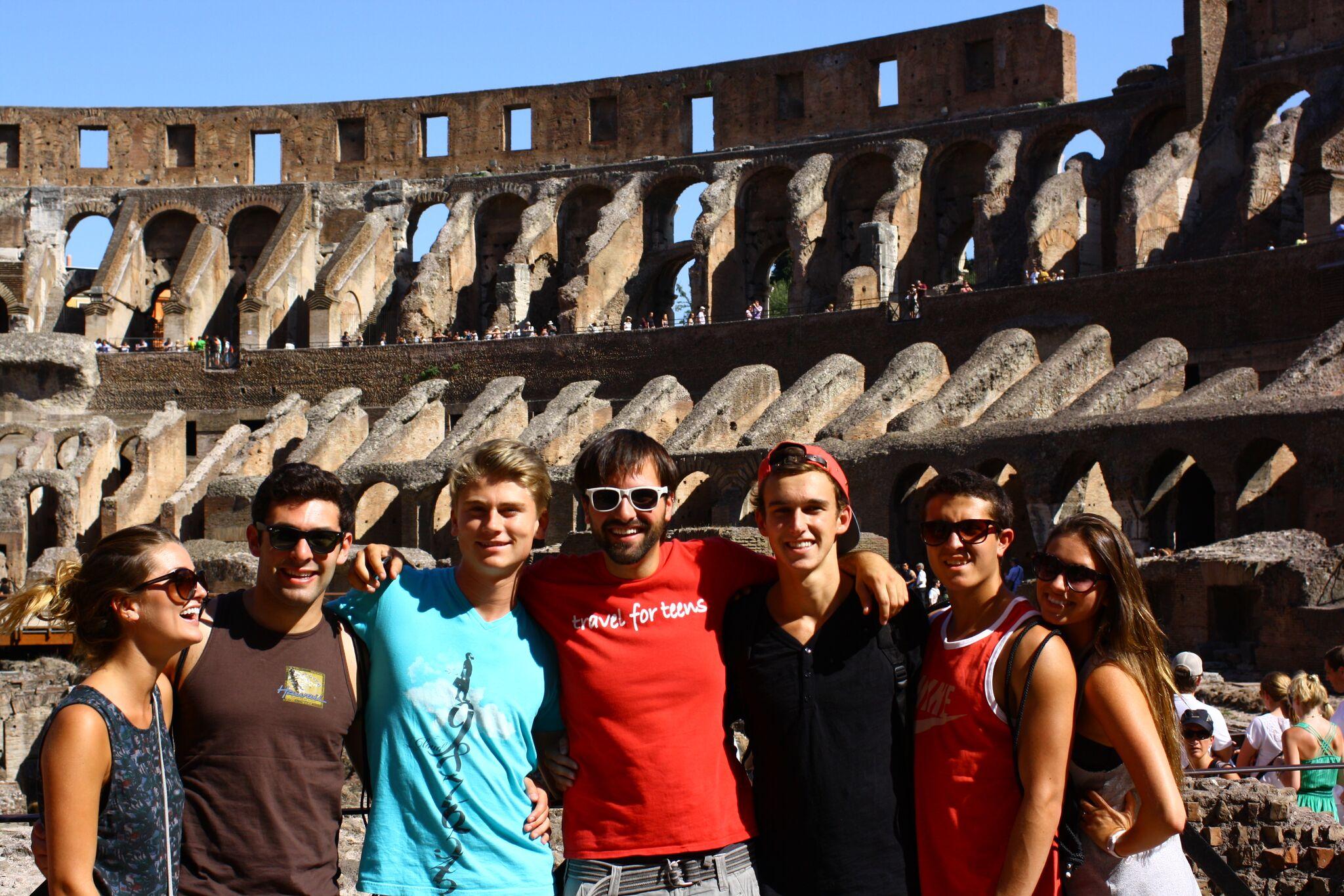 Summer Program - Tours | Travel For Teens: Europe for Older Teens - Ultimate Europe (30 Days)