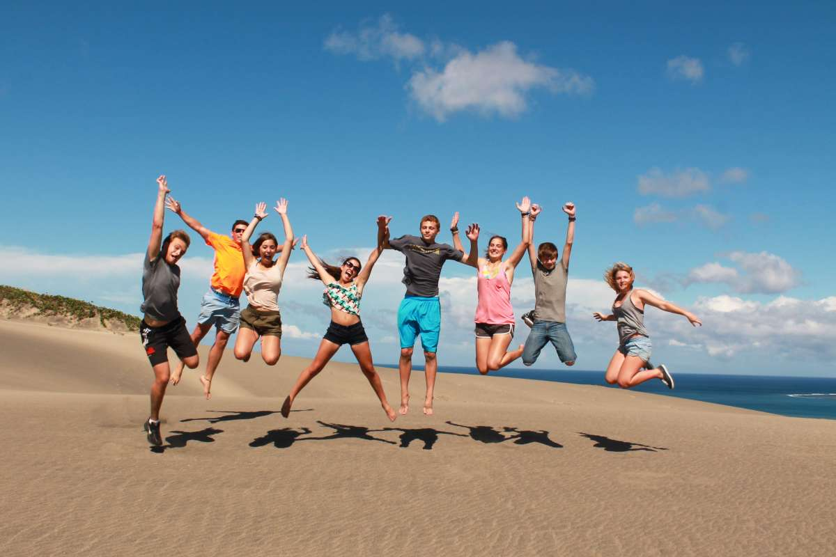 Summer Program - International Relief   Travel For Teens: Fiji Service and Adventure