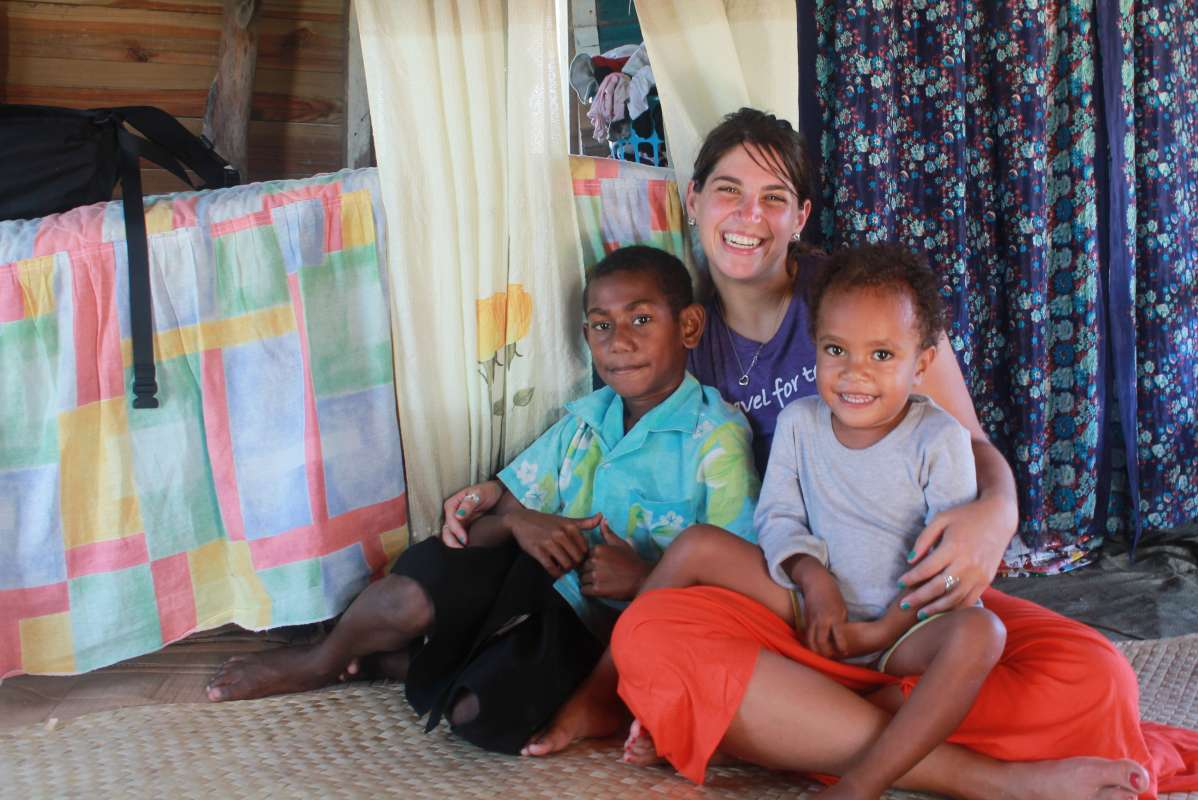 Travel For Teens: Fiji Service and Adventure