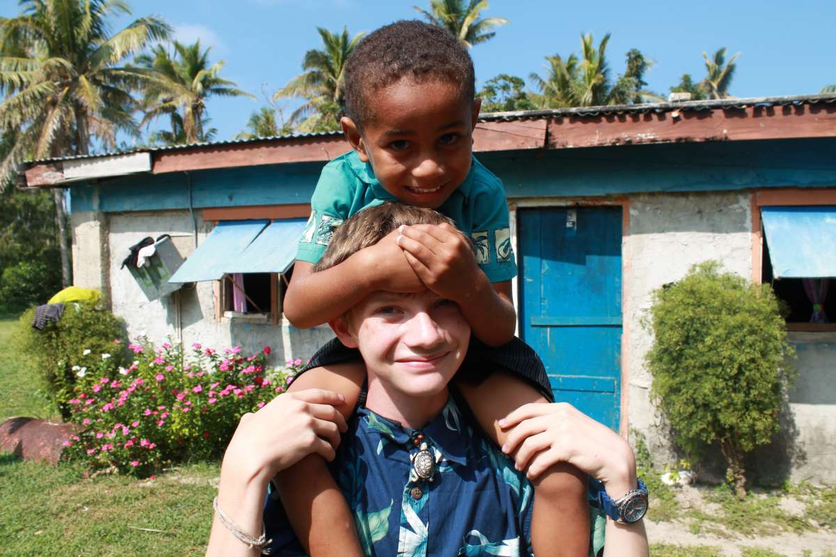 Travel For Teens: Fiji Ultimate Service and Adventure