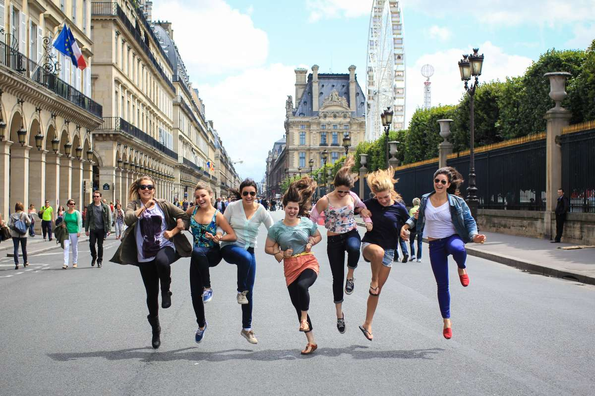 Travel For Teens: France – French Language Immersion (15 Days)
