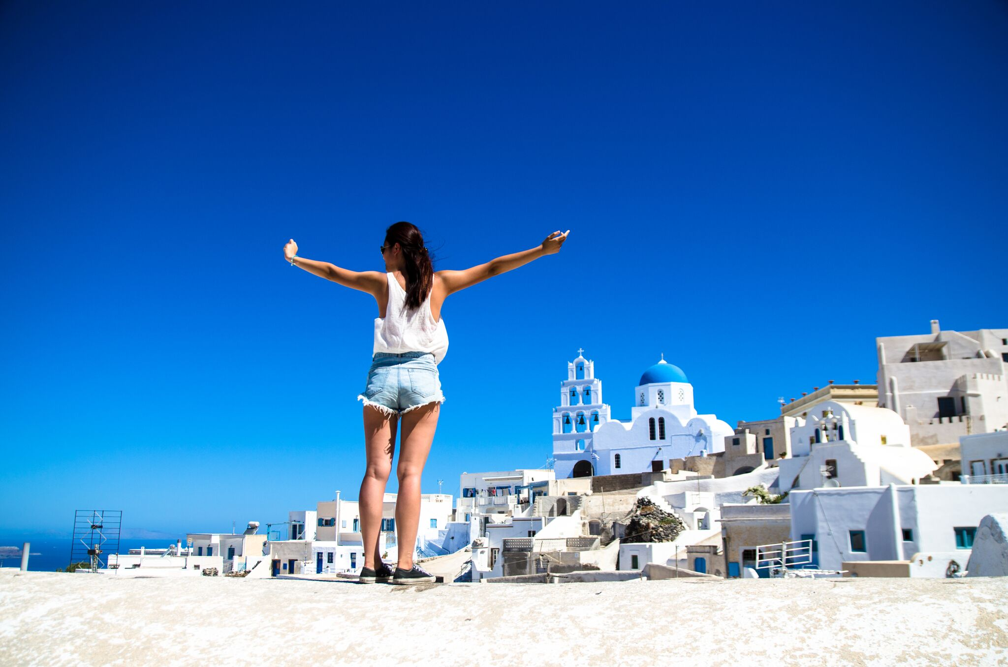 Summer Program - Adventure/Trips | Travel For Teens: Greece - Athens and the Islands