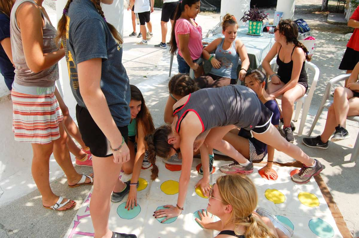 Summer Program - International Relief | Travel For Teens: Greece and Italy - Island Service