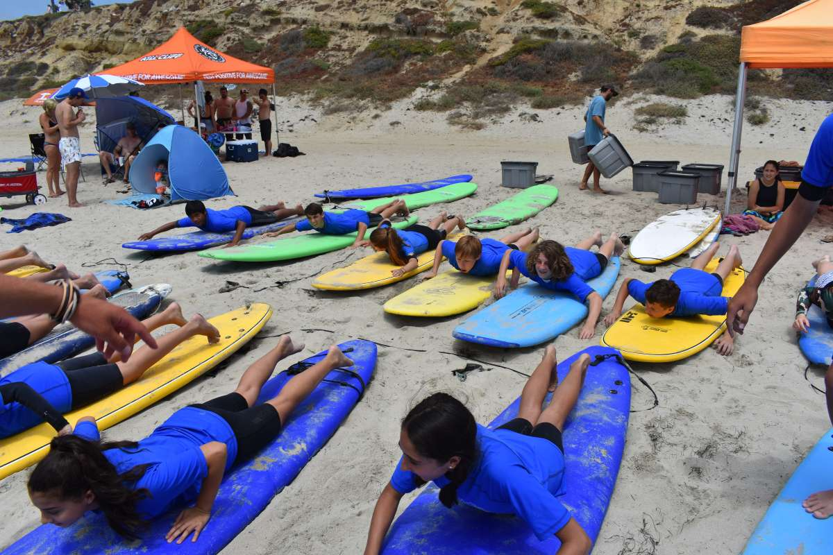 Summer Program - Youth Outreach | Travel For Teens: USA for Younger Teens - Hello California