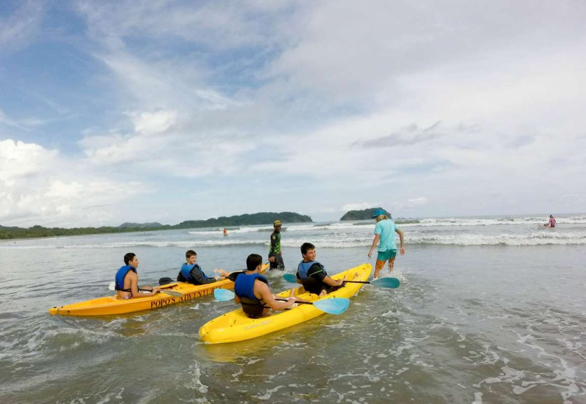 Summer Program - Youth Outreach | Travel For Teens: Costa Rica for Middle School - Hola Costa Rica