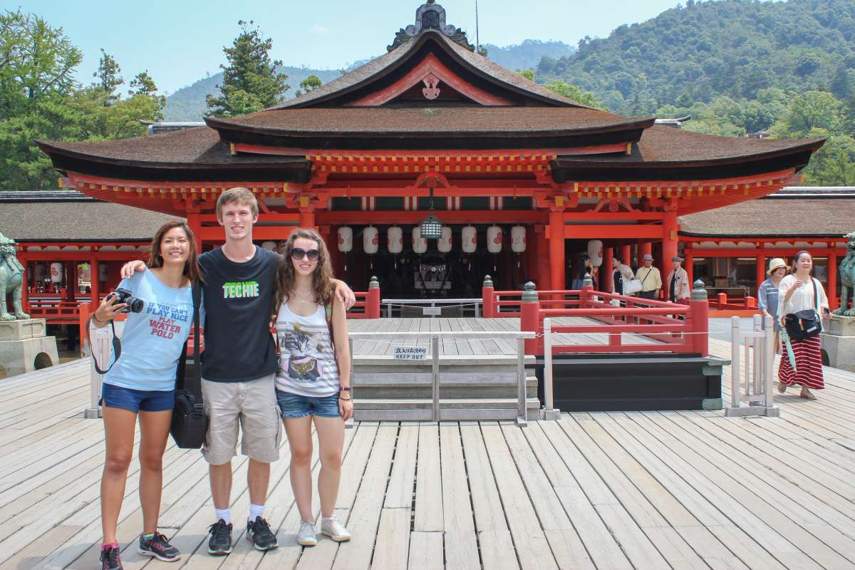 Summer Program - Community Resources   Travel For Teens: Japan Discovery and Service
