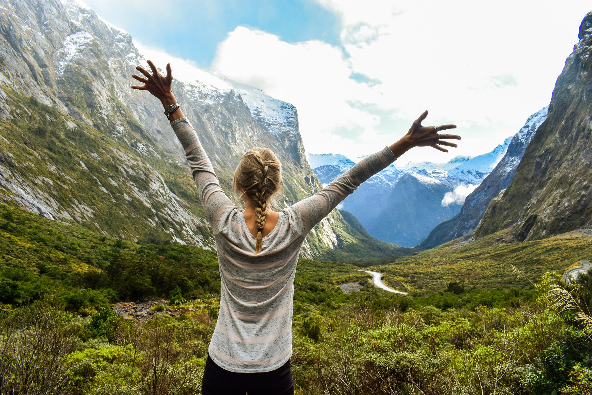 Travel For Teens: New Zealand Adventure