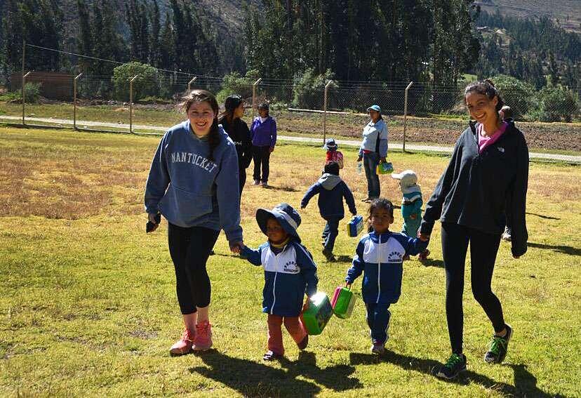Travel For Teens: Peru Service